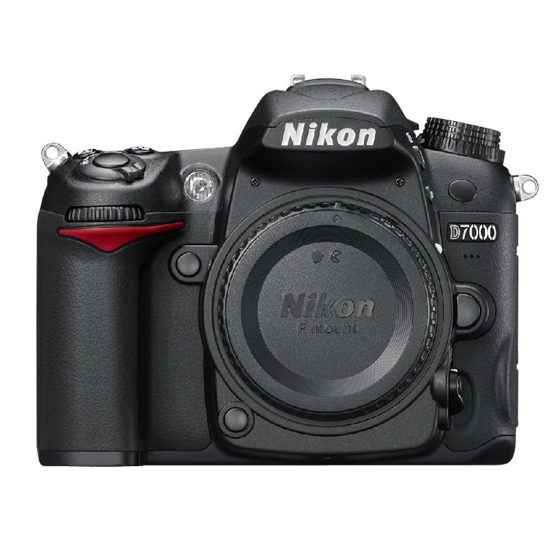 كاميرا SLR رقمية مستعملة من نيكون D7000 16.2 ميجابيكسل