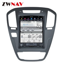 Carplay-lecteur multimédia OPEL Insignia   DSP, Android 9.0 PX6 Vertical, Tesla écran Radio voiture, lecteur multimédia, stéréo GPS Navigation, 2008-2013