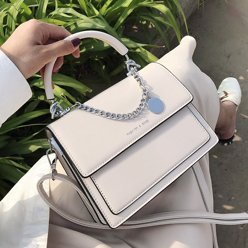 Totes Bags Women Large Capacity Handbags Women PU Shoulder Messenger Bag Female 2020 Fashion Daily T