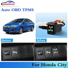 Car OBD TPMS Tire Pressure Monitoring System For Honda City 2009-2016 2017 2018 2019 Auto Security A