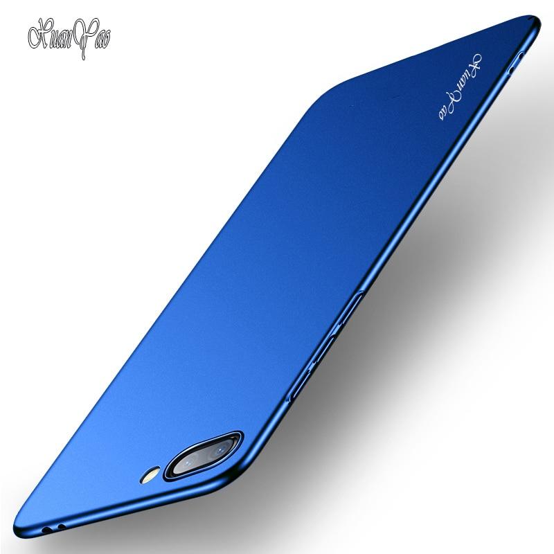 Honor 10 X10 Pro funda XUANYAO Slim Frosted Coque para Huawei Honor 10 Lite View 10 Lite Note 10 funda mate dura