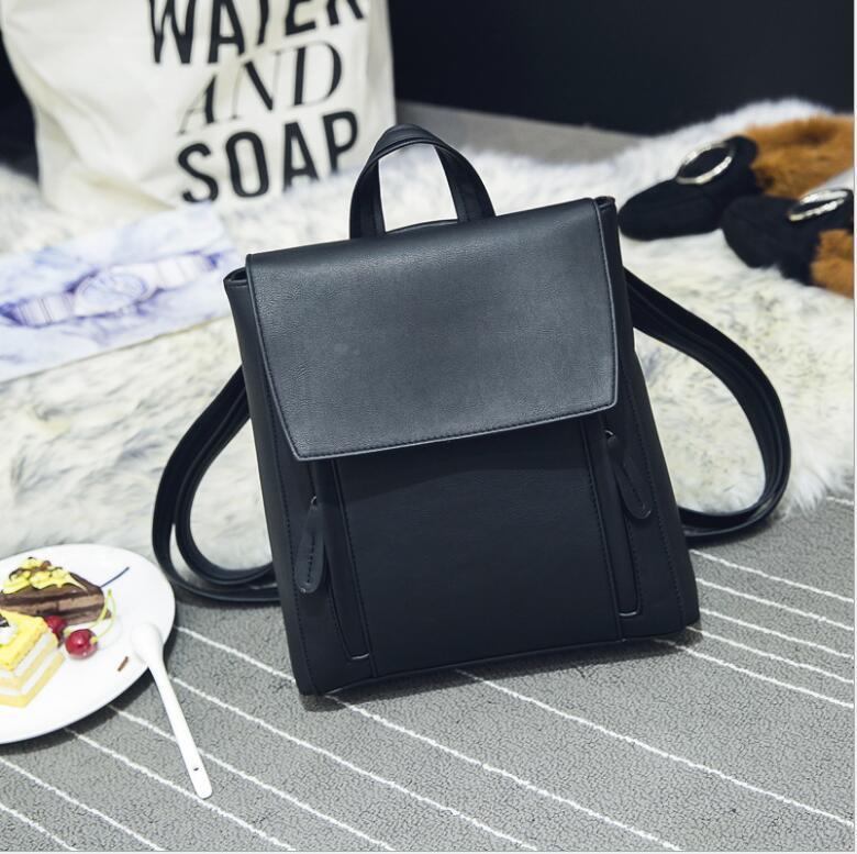 حقائب ظهر جديدة لعام 2021 حقيبة ظهر بجلد صناعي حقائب ظهر نسائية للفتيات في سن المراهقة حقيبة ظهر على الموضة