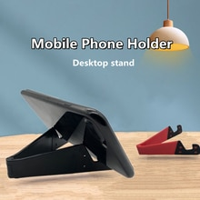 Dodoup Universal Candy Mobile Phone Accessories Portable Mini Desktop Stand Table Adjustable Cell Ph