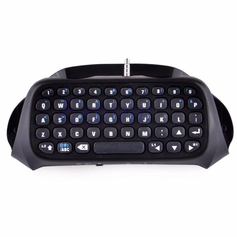 Para Sony PS4 PlayStation 4 accesorio Controlador Mini Bluetooth teclado inalámbrico 95AD