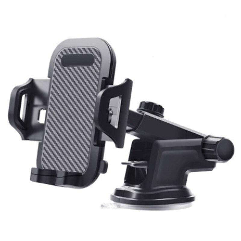 Soporte Universal de teléfono para coche para iPhone 6 6s 8 U 7 xs max xiaomi mi8 soporte para Smartphone soporte para teléfono móvil accesorios para teléfono móvil