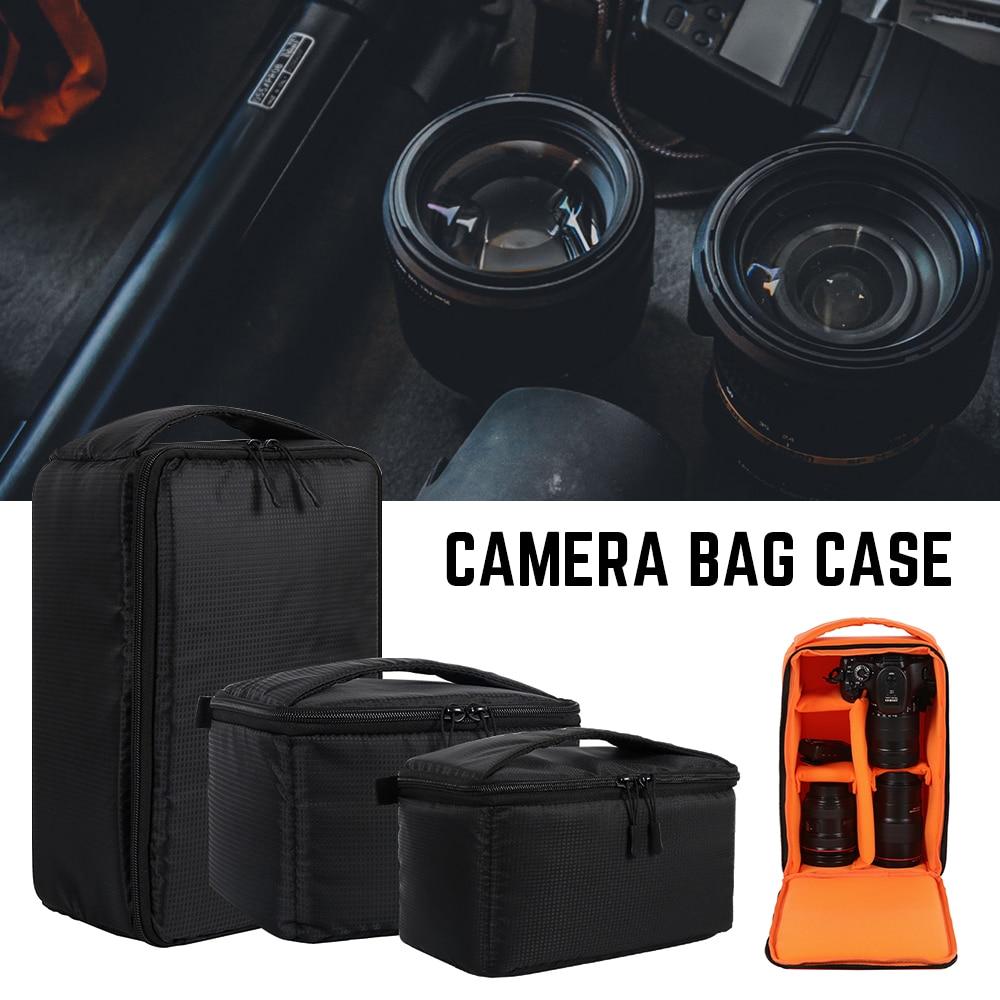 Waterproof Camera Case Multi-functional Camera Handbags Video Digital DSLR Bag Outdoor Photo Bag Camera Case for Nikon Canon