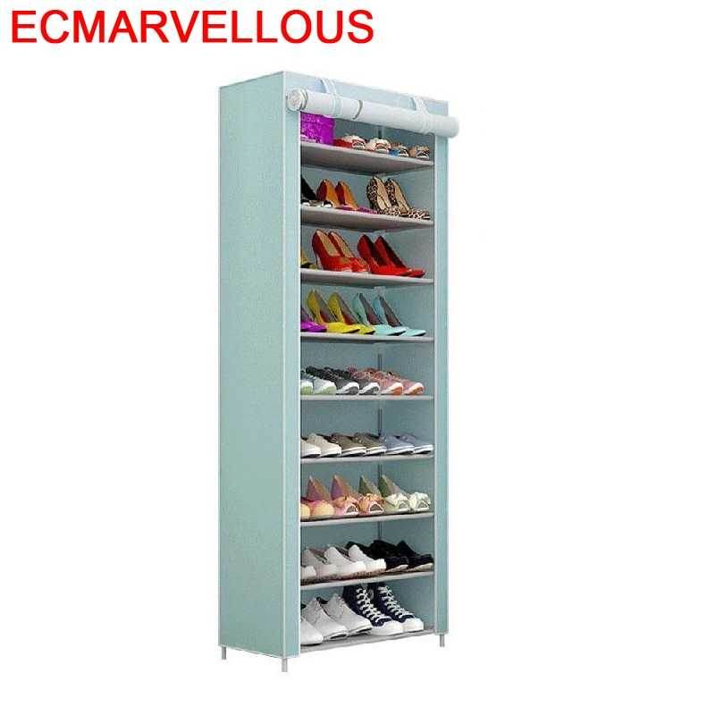 Organizador De Storage Moveis Para Casa Armoire Mueble Zapatero Armario Meuble Chaussure Sapateira Cabinet Scarpiera Shoes Rack недорого