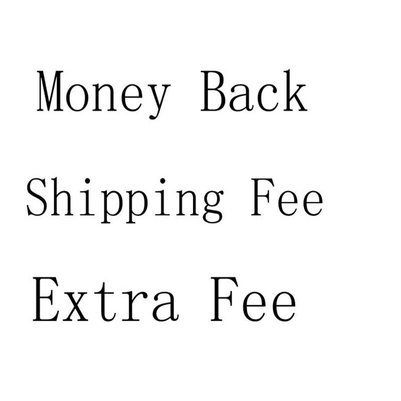 Стоимость доставки: макияж/дополнительная плата/налог/возврат денег при получении посылка