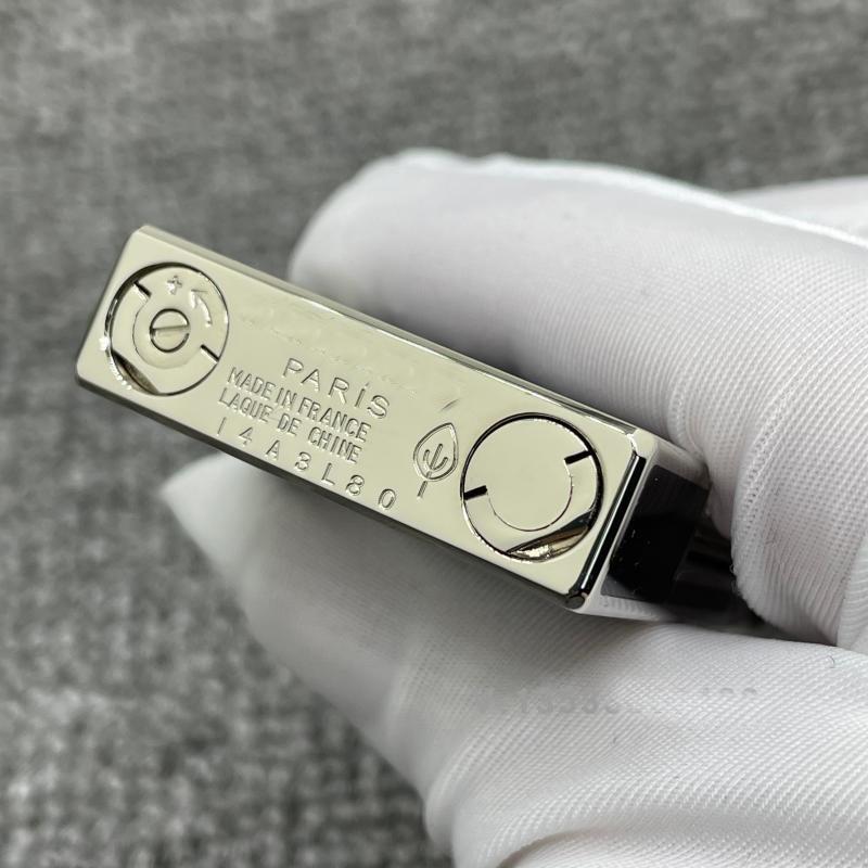 Original DuPont pure copper bright sound lighter high-end inflatable cigarette lighter gift gadget men's smoking accessories enlarge