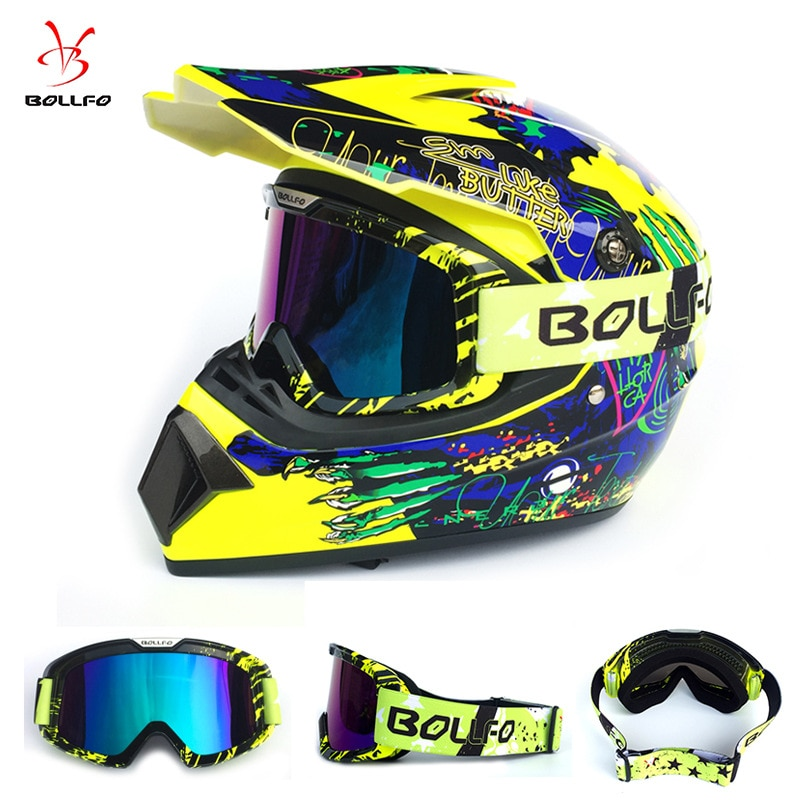 Motorcycle riders equipped with cross-country goggles windbreak glasses helmet goggles ski goggles sand proof goggles