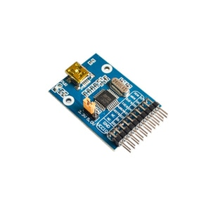 Модуль FT245, FT245BL, модуль связи с USB на FIFO, макетная мини-плата
