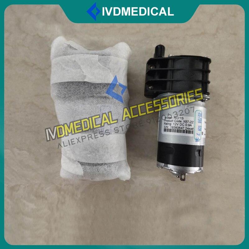 For Urit-2900 Urit-3000 Urit-3010 Urit-3300 Urit-3100 Waste Pump RD1S 12V 0.9A Vacuum Pump