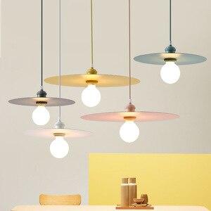 Modern Pendant Lights Glass Led Nordic Minimalist Hanging Lighting Fixtures Living Bedroom Dining Restaurant Indoor Decor Lamp