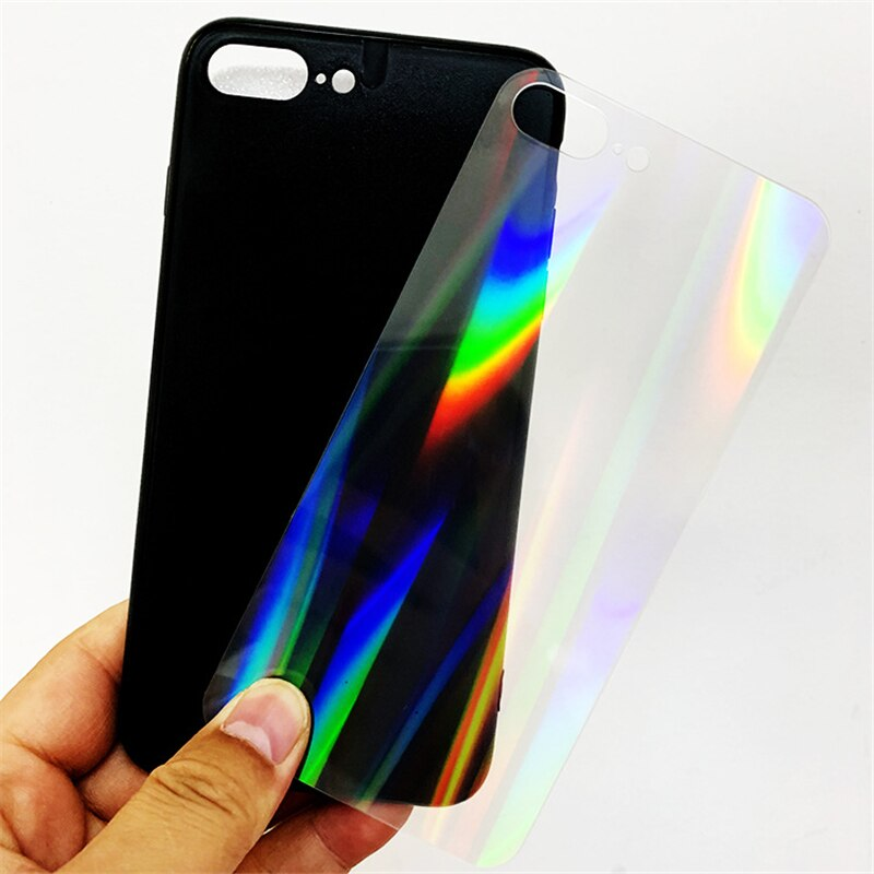 Funda de TPU con purpurina Aurora con impresión UV para Xiaomi 5X 5S Plus 6 6X 8 9 SE CC9 CC9SE 10 Pro, funda con impresión en blanco