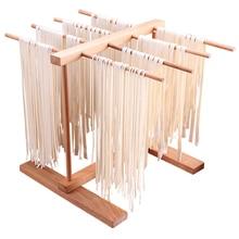 Pasta Trocknen Rack Holz Handgemachte Spaghetti Nudeln Linguine Pasta Trockner Nudel Hängen Stehen Nudel Trocknen Rack