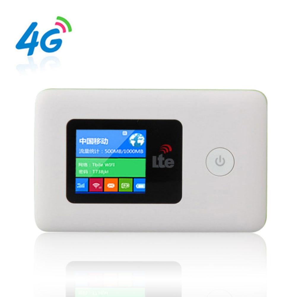 B1 3 7 20 coche 4G móvil inalámbrico portátil Wifi Router señal estable conveniente viaje rápido multifuncional Mini Anti Virus inteligente