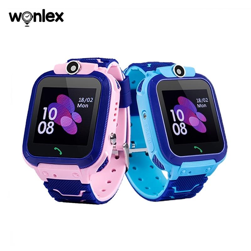 Wonlex GW600S Kids GPS Smart Watch Accessory: Watch Strap/Case/Cable/Button/Buckle/Screw Accessories for Wonlex Watches
