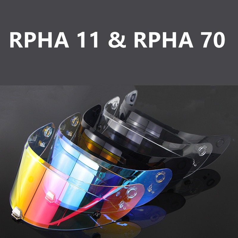 HJ-26 Venom Casco visiera lente per RPHA 11 & RPHA 70 Casco Moto parabrezza HJ-26ST Capacete De Moto accessori Moto