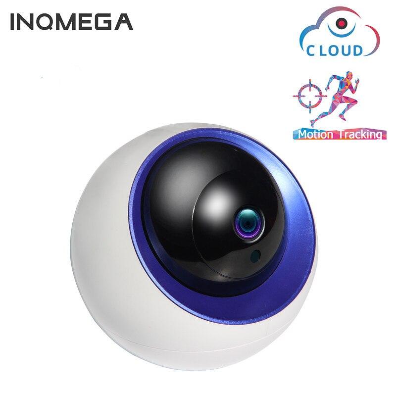 INQMEGA беспроводная камера с космическим шаром, Wi-Fi Сетевая камера дистанционного наблюдения, домашняя HD камера ночного видения, вращающаяся ...