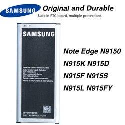 Bateria original de samsung EB-BN915BBE para samsung galaxy note edge n9150 n915k n915d n915f n915s n915l n915fy nfc 3000 mah
