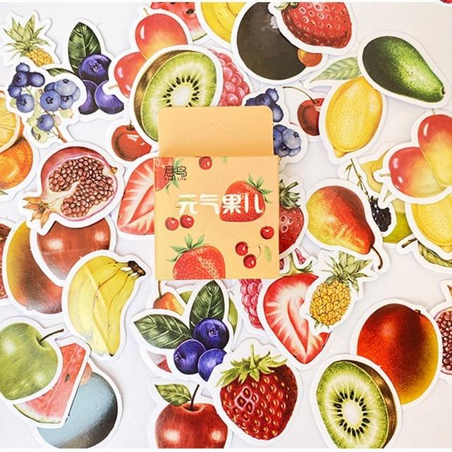 pegatinas-de-papel-para-diario-de-viaje-suministros-de-arte-para-escuela-y-oficina-frutas-acuarela-46-uds