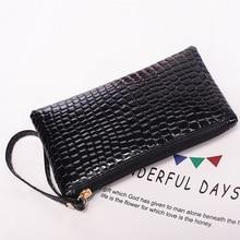 Women Wallet Coin Purse Card Phone Holder Makeup Bag Clutch Handbag Mobile Phone bag monederos para