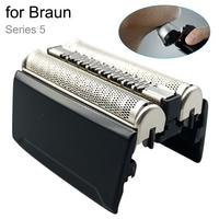 Replacement Shaver Foil&Cutter Head for Braun 52B for Braun series 5 5020S, 5030,5030S,5040S,5050,5050CC,5070,5070cc,5090CC,5748 enlarge