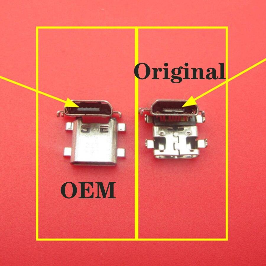 200 Uds cargador Puerto de carga Micro USB conector hembra para Samsung J5 primer On5 G5700 J7 primer On7 G6100 J2 primer G532