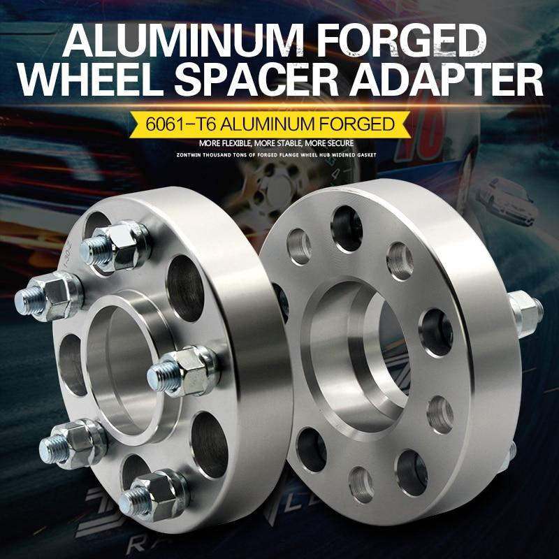2/4 piezas 15/20/25/30/35mm PCD 5x114,3 CB 66,1mm espaciadores de rueda adaptador para 5 terminales INFINITI Universal series Coche M12XP1.25