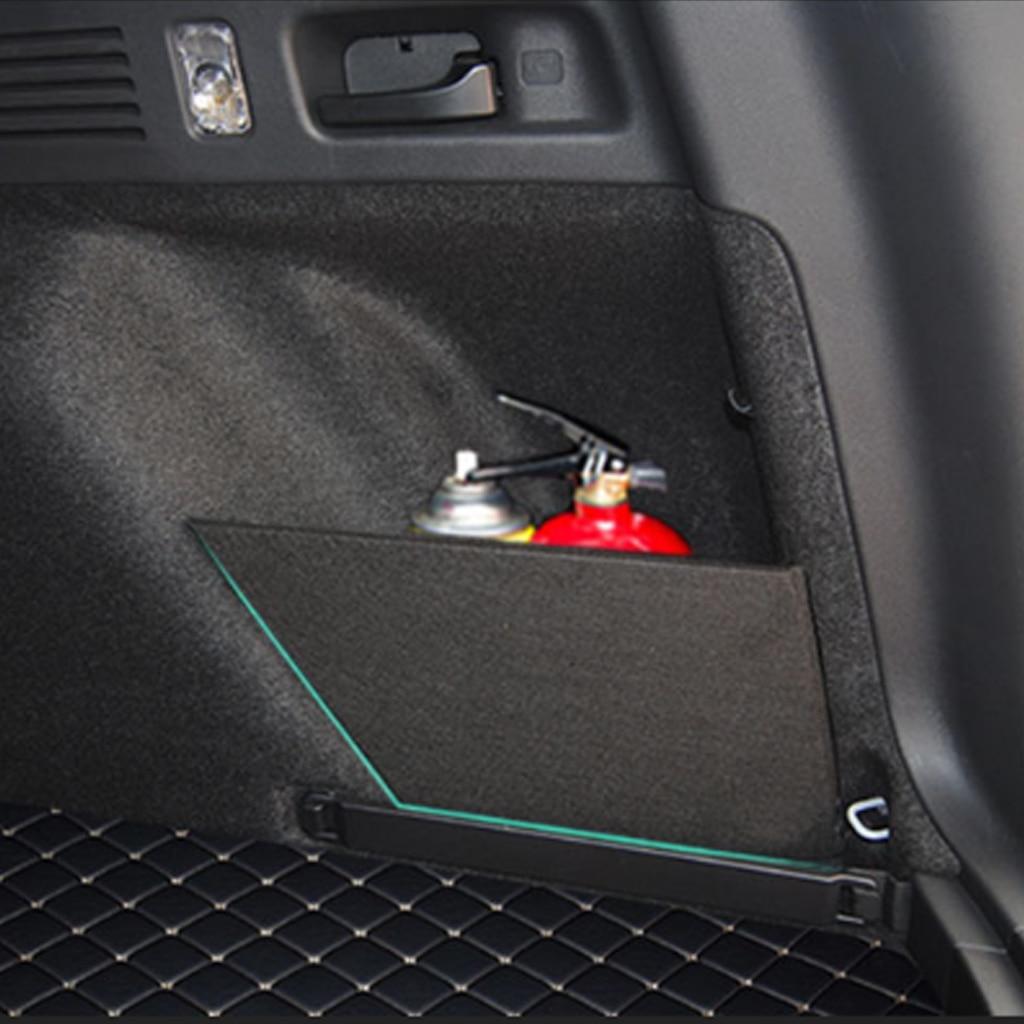 Placa organizadora de almacenamiento de maletero de coche, placa organizadora de almacenamiento para Honda CRV 2017 ~ 2020 para Honda CRV 2012 ~ 2016, accesorios
