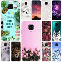 cartoon tpu silicone phone case for xiaomi redmi note 9s note 9 s redmi note 9 pro max redmi note 9 pro back cover 6 67