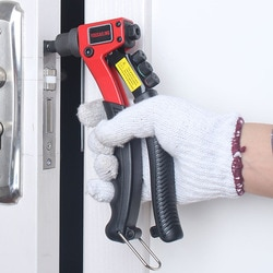 Заклёпочник для вытяжных алюминиевых клёпок