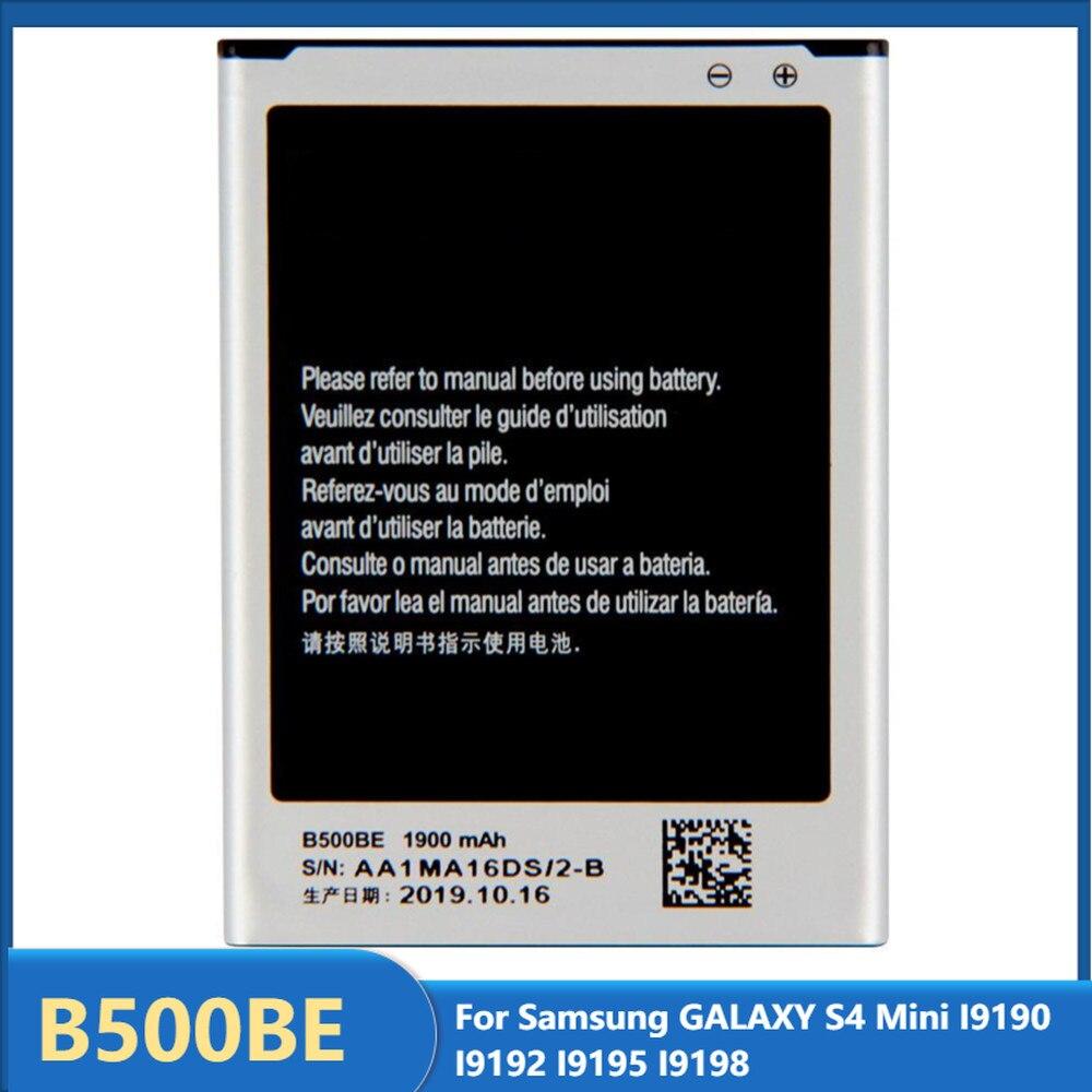 Batería de teléfono de repuesto Original, B500BE para Samsung GALAXY S4 Mini,...