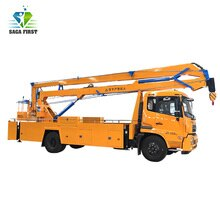 Camion de travail 10m à 24m 4X2 sur la tête