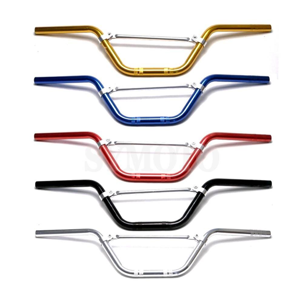 """UNIVERSAL manillar de la motocicleta 7/8 """"22mm para Honda CB400 VTEC VTR250 CB600 CB750 CB1000 CB1300 Hornet XR250 KLX250 DR250 TTR250"""