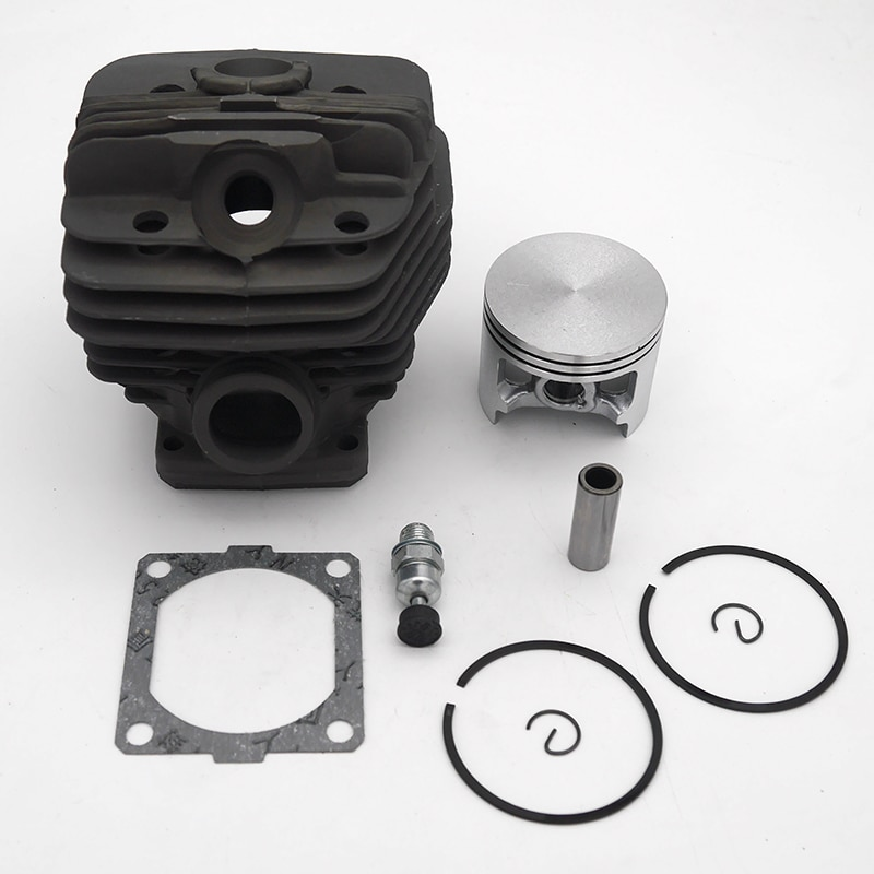 Diameter 54mm& 56mm Chainsaw Cylinder Piston Assy Fit For Stihl MS660 MS 660 066 Big Bore Chainsaw Spare Parts