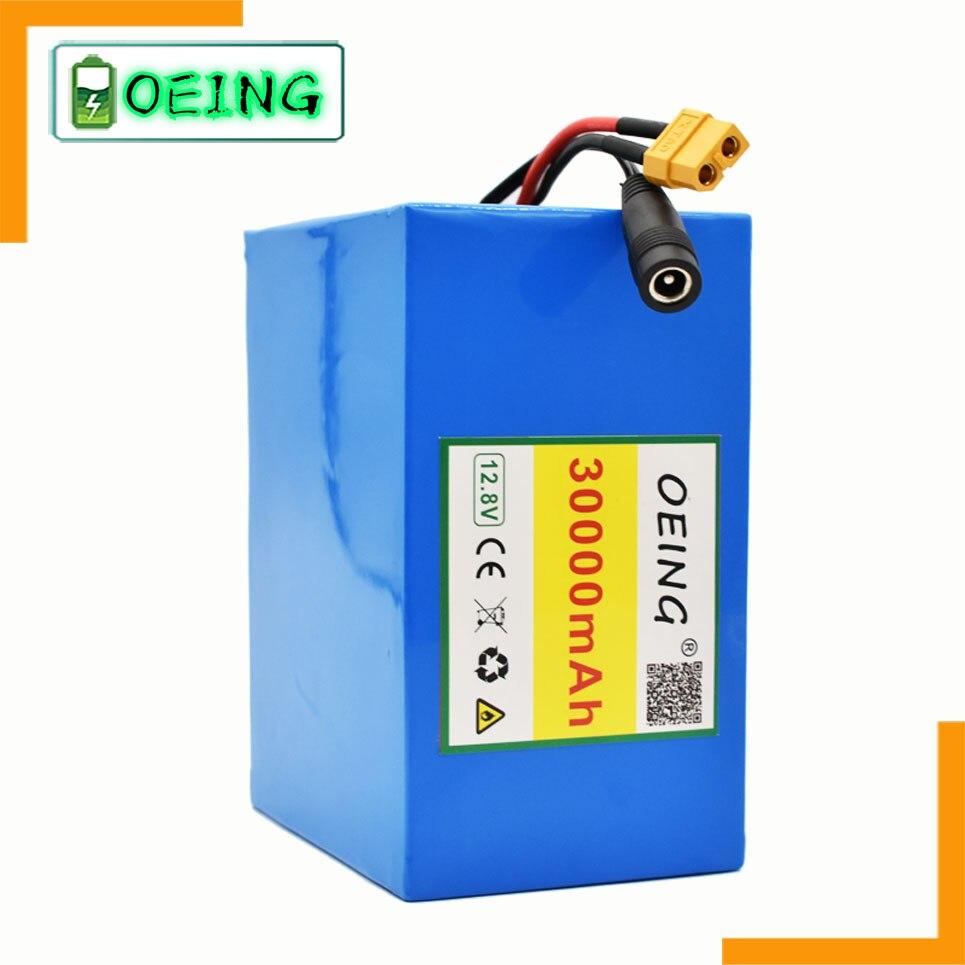 2021NEW 32700 Lifepo4 Батарея пакет 4S3P 12,8 V 30Ah с 4S 40A сбалансированный BMS для электрического лодочного и бесперебойный Питание 12V