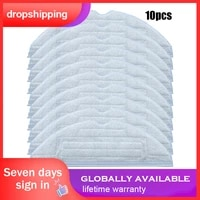 mopping cloths washable reusable mop cloth for xiaomi roborock t7 t7plus s7 vacuum cleaning pads robot vacuum part in stock