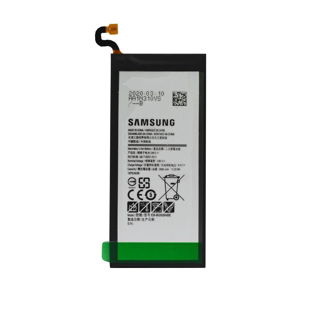 20pcs/lot  EB-BG928ABE High Quality Battery For Samsung Galaxy S6 Edge Plus G928 G928G G928F G928T G928A G928I G928S Batteries enlarge