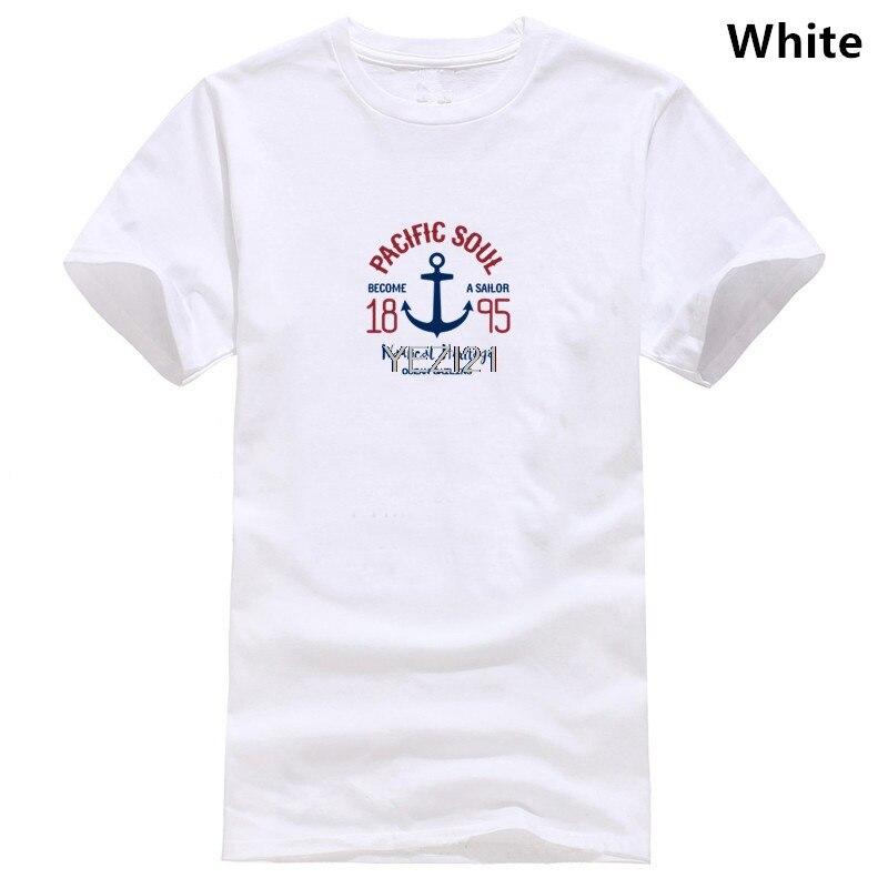 Homme nova manga harajuku topos alma pacífico herança náutica marinheiro t camisa oceano mar sailer tshirt giftawesome camisas