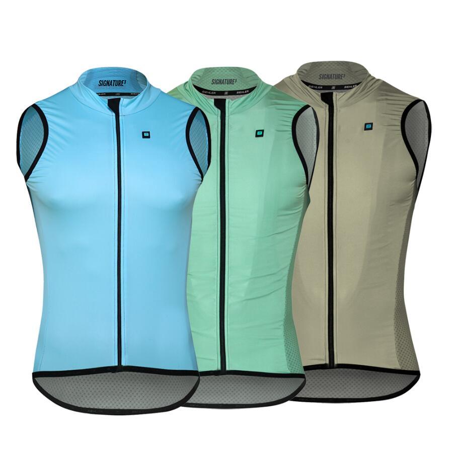 Camisetas sin mangas para ciclismo de equipo profesional, chaleco a prueba de viento para ciclismo de montaña o carretera, chaleco saco de ciclismo, 2019