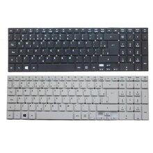 BR Клавиатура для ACER Aspire E15 E1-510P E1-522G 5755 5755G 5830 5830G 5830T 5830T E1-530G E1-532G бразильская Клавиатура для ноутбука