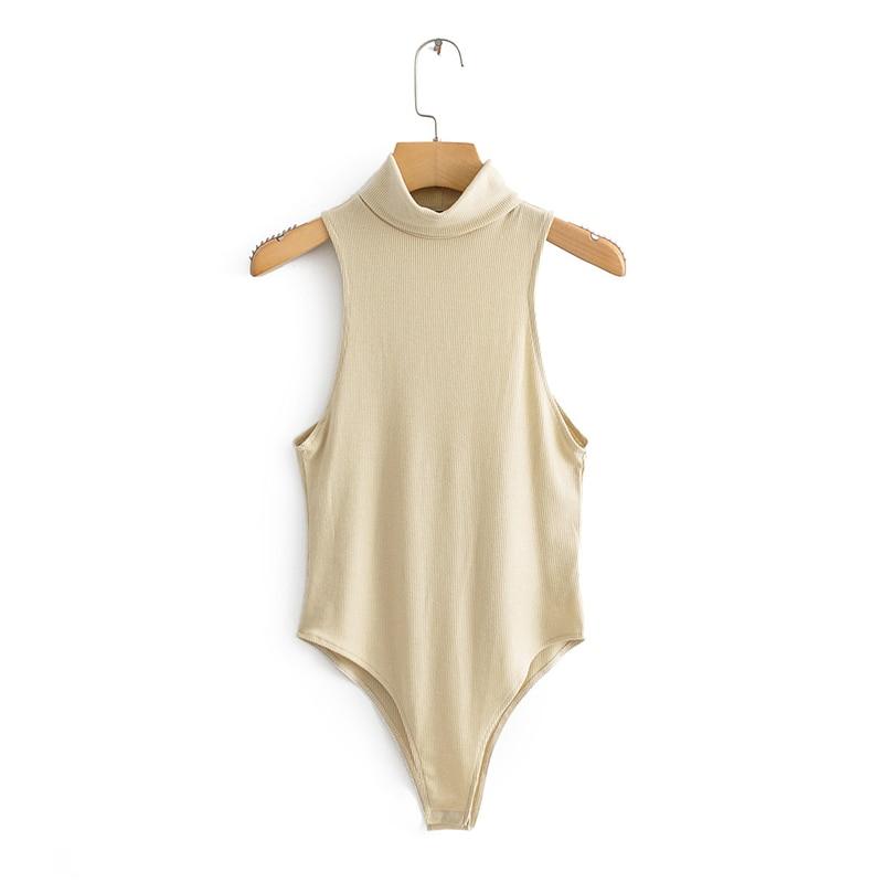 2019  New summer autumn Jumper body suit Women casual Sexy  Slim beach  Jumpsuit Romper  girl Bodysuit solid brand suit