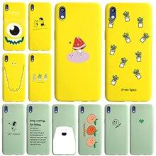 Silicon Case for Honor 8S Case Soft TPU Phone Case For Huawei Honor 8S KSE-LX9 Honor8S 8 S Case Back Cover 5.71'' coque bumper