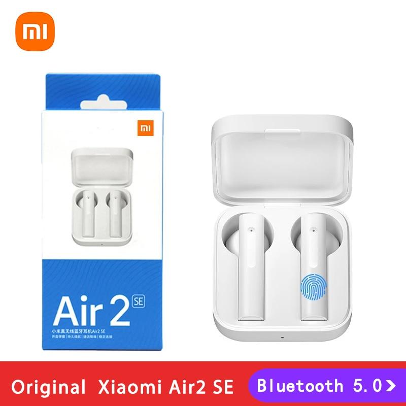 Xiaomi Air 2 SE TWS Wireless Bluetooth 5.0 Earphone AirDots 2SE Mi True Redmi Airdots S 2 Earbuds Air 2SE Eeaphones Headset