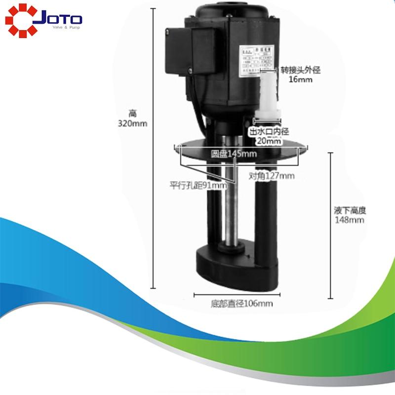220v 50hz AOB-25 مرحلة واحدة تعميم النفط مضخة 25L/دقيقة