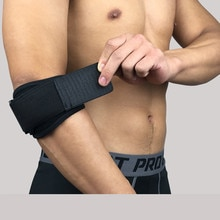 Sports Elbow Support Brace Pad Injury Aid Strap Outdoor Sports Elbow Support Brace Pad Injury Aid St