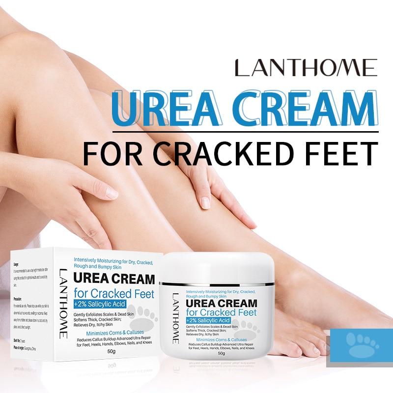 Заячьей ноги крем urea 50 г ноги пилинг отшелушивающий для ног Уход ванночка для ног пилинг крем для ног на каждый день, средства для ухода за но...