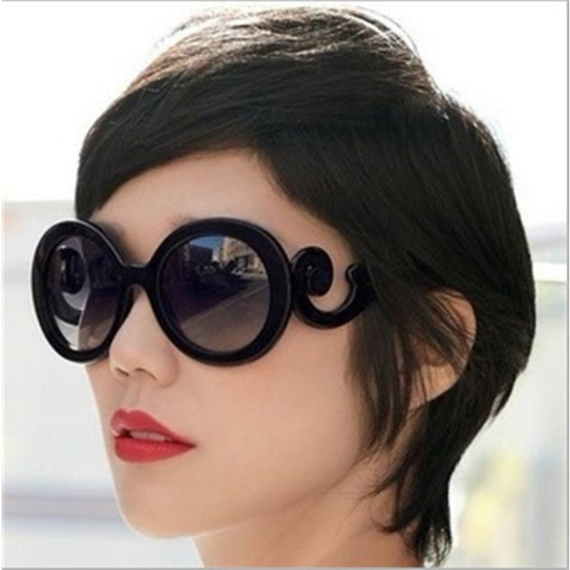 Солнцезащитные очки в винтажном стиле UV400 женские, овальные солнцезащитные аксессуары в стиле ретро, с защитой от ультрафиолета, 2021