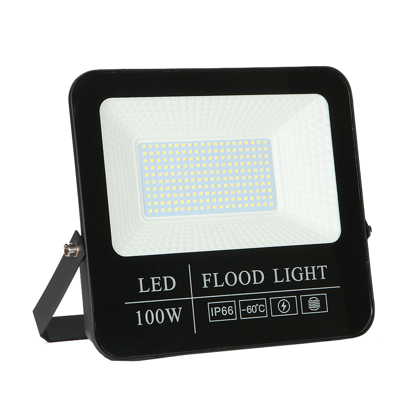 Reflector LED AC220V, 30W, 50W, 100W, 150W, impermeable IP66 para iluminación exterior...